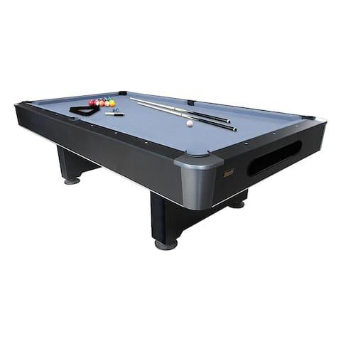 Mizerak Dakota BRS 8-Foot Slatron Billiard Table & Accessories / P5423W2