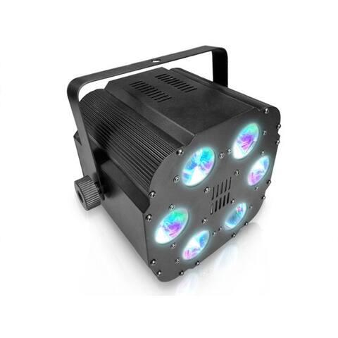 Technical Pro Professional DJ Multi Beam LED Jelly Fish Stage Light - Black/Multi