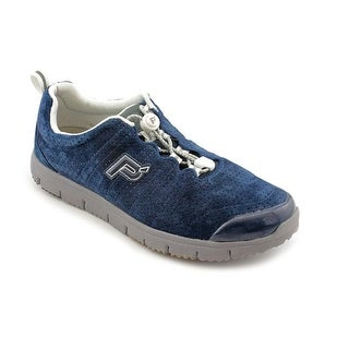 Propet Travel Walker   Round Toe Suede  Walking Shoe