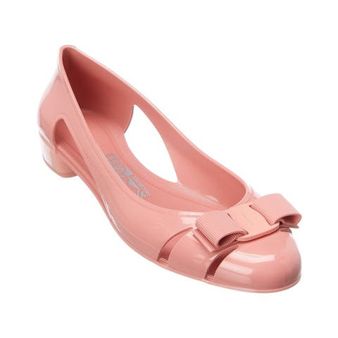 Salvatore Ferragamo Vara Bow Ballet Flat