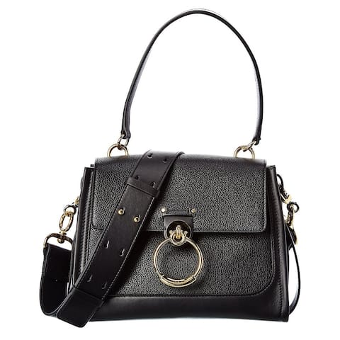 Chloe Tess Day Small Leather Shoulder Bag