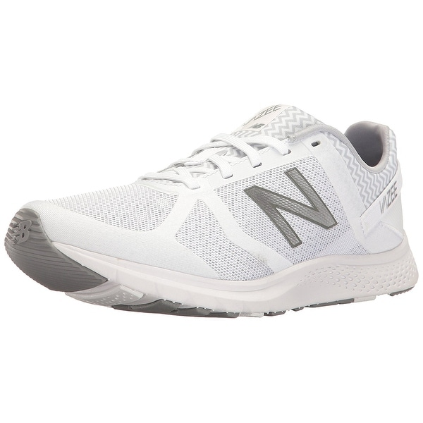 New Balance Womens wx77 Low Top Lace Up Running Sneaker