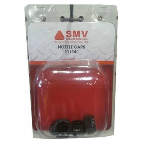 """SMV NC Nozzle Caps, 11/16"""", 4-Pack"""