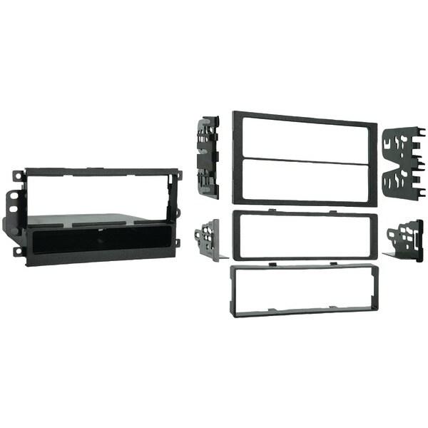 Metra 99-2003 1990-2012 Gm(R)/Suzuki(R) Single-Din/Double-Din Installation Multi Kit