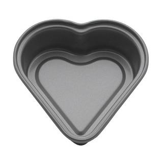 "Mrs. Anderson's 43712 Baking Non-Stick Mini Heart Pan, 4-1/2"""