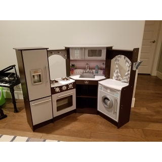 Kidkraft Ultimate Corner Play Kitchen Off 59 Online Shopping Site For Fashion Lifestyle