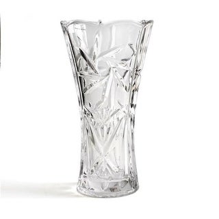 Nua Gifts X1199 12 in. Crystal Vase