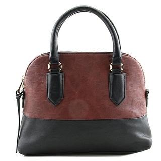 Emilie M. Bingham Women Leather Satchel - Brown