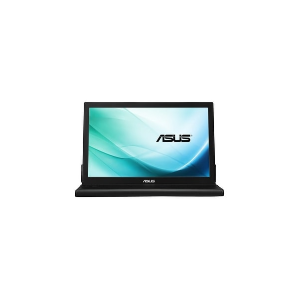 """Asus 15 point 6 inch Portable USB Powered Monitor Asus MB169B+ 15.6"""" LED LCD Monitor - 16:9 - 14 ms - 1920 x 1080 - 200 Nit"""