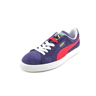 Puma Suede Classic    Round Toe Suede  Sneakers