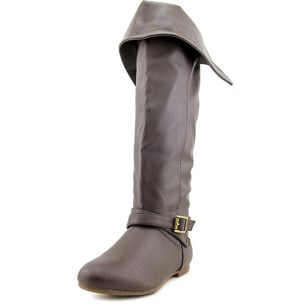 Dolce by Mojo Moxy Yly Women Brown Boots