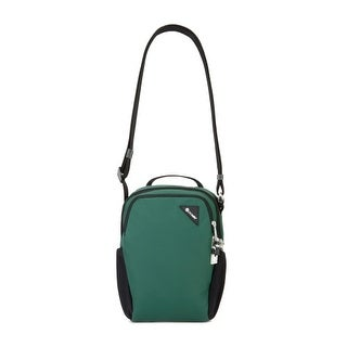 Pacsafe Vibe 200 - Forest Green Anti-theft Compact Travel Bag