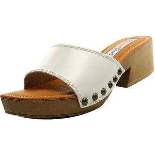 2 Lips Too Too Lori Women Open Toe Synthetic Slides Sandal