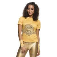 Star Wars C3PO Rhinestone Adult Costume Costume T-Shirt