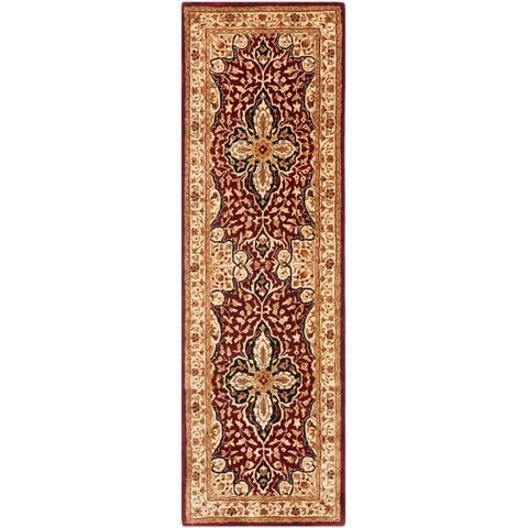 Safavieh Handmade Persian Legend Dunja Traditional Oriental Wool Rug