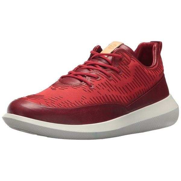 ECCO Womens scinapse Low Top Lace Up Fashion Sneakers