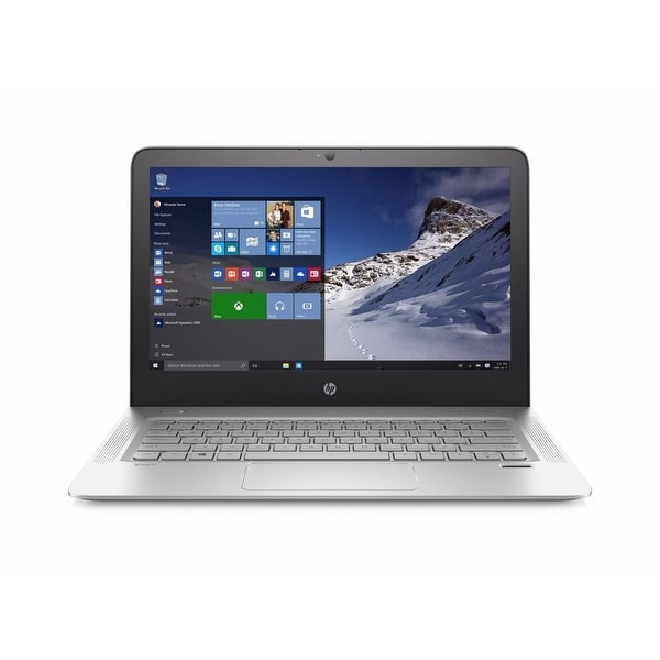"Refurbished - HP ENVY 13-d099nr 13.3"" Notebook PC Core i7-6500U 2.5GHz 8GB 256GB SSD WIN10"