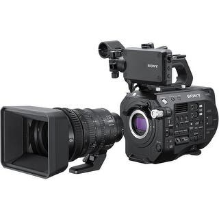 Sony PXW-FS7M2 4K XDCAM Super 35 Camcorder Kit with 18-110mm|https://ak1.ostkcdn.com/images/products/is/images/direct/a80810035c310b32c1990f5432e3dc9f64ec353e/Sony-PXW-FS7M2-4K-XDCAM-Super-35-Camcorder-Kit-with-18-110mm.jpg?impolicy=medium