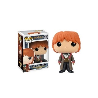 Funko POP Harry Potter - Ron Yule Ball Vinyl Figure - Multi