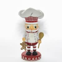 Gingerbread Chef Nutcracker