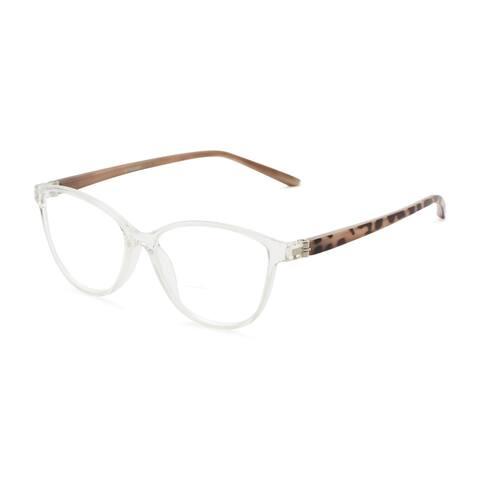 Readers.com The Lenora Bifocal Cat Eye Reading Glasses
