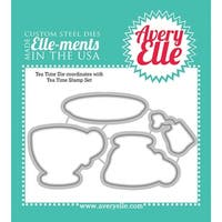 Elle-Ments Dies-Tea Time