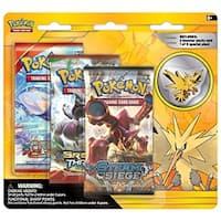 Pokemon TCG: Legendary Birds Blister Pack Containing 3 Booster Packs