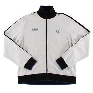 Polo Ralph Lauren Mens Track Jacket Interlock Sport - XxL