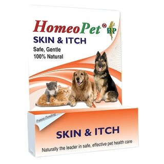 HomeoPet Skin & Itch bottle 15ml