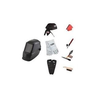 Lincoln Electric LEW-KH977 4 x 5 in. Auto Darkening Helmet Kit