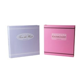 Memory Store Card Making Set with Keepsake Boxes From the Heart & Celebration