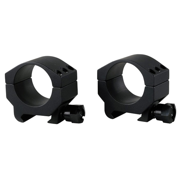 Burris Xtreme Tactical Ring Set - 30MM, LOW 420160
