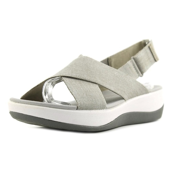 919a2264074 Shop Clarks Cloudsteppers Arla Kaydin Sand Sandals - Free Shipping ...