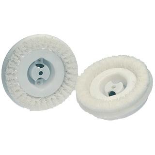 "Koblenz 45-0136-7 6"" Shampoo Brushes, 2 Pk"