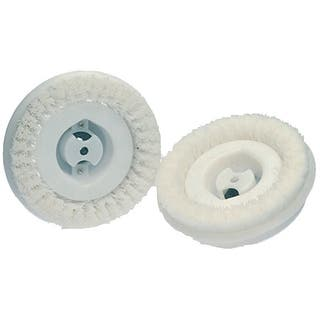 """Koblenz 45-0136-7 6"""" Shampoo Brushes, 2 Pk