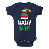 Who Baby - Infant One Piece
