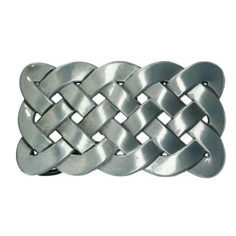 CTM® Celtic Knot Belt Buckle - one size