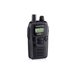 Kenwood ProTalk Portable UHF Business Two-Way Radio - Black