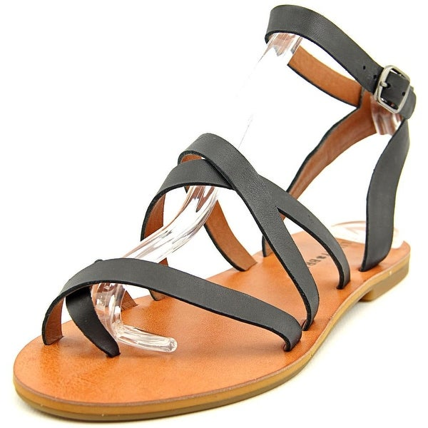 Lucky Brand Aubree Women Black Sandals