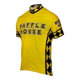 Adrenaline Promotions Waffle House Cycling Jersey - waffle house