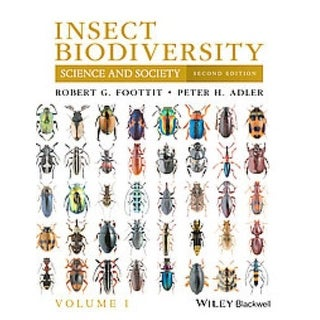 Insect Biodiversity - Peter H. Adler, Robert G. Foottit