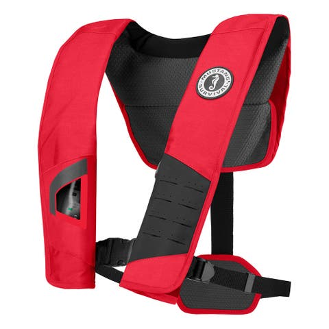 Mustang survival mustang dlx 38 deluxe manual inflatable pfd md2981-123