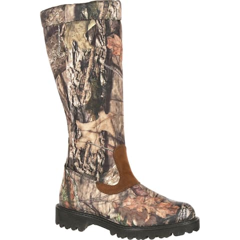 Rocky Low Country Waterproof Camo Snake Boots, #RKS0232