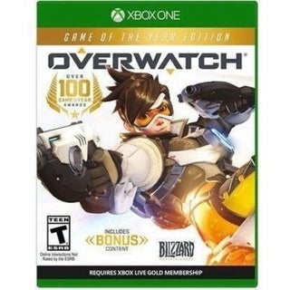 Activision Blizzard Inc-88130 Overwatch-Game Of The Year Edition For Xbox One