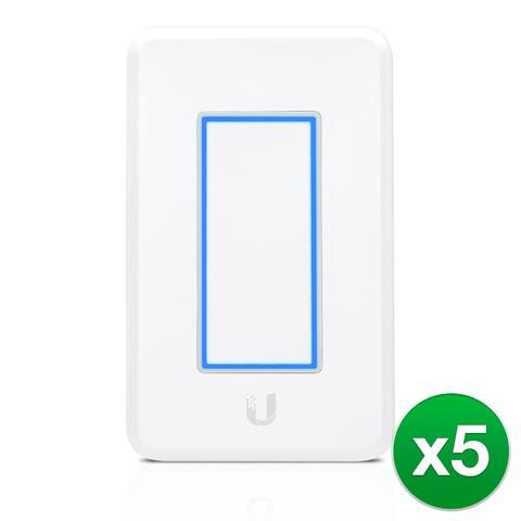 Ubiquiti UniFi Dimmer Switch -5 Pack Dimmer Switch
