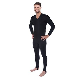 Ivation Men's Wetsuit - Full Body Diving Suit & Sports Skin (Extra Small)