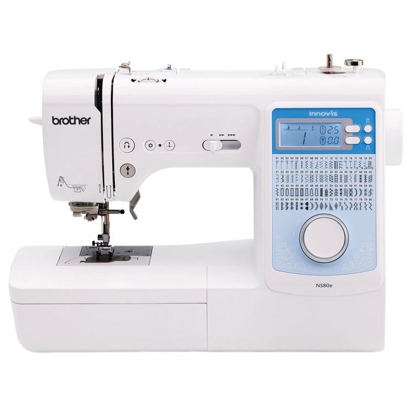 Brother Innov-is NS80E Computerized Sewing Machine. Opens flyout.