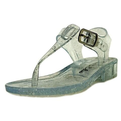 Olive & Edie Girls JULIE Buckle Ankle Strap Slide Sandals