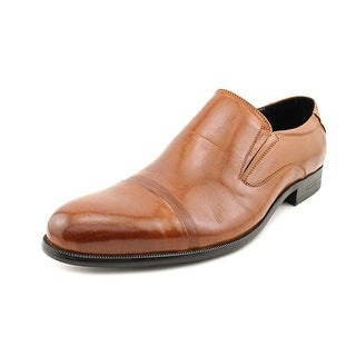 Kenneth Cole NY Deputy Chief Men Round Toe Leather Loafer