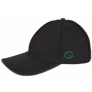 059d0476f Top Product Reviews for Gucci Men's 387554 BLACK Canvas GG Green Red ...